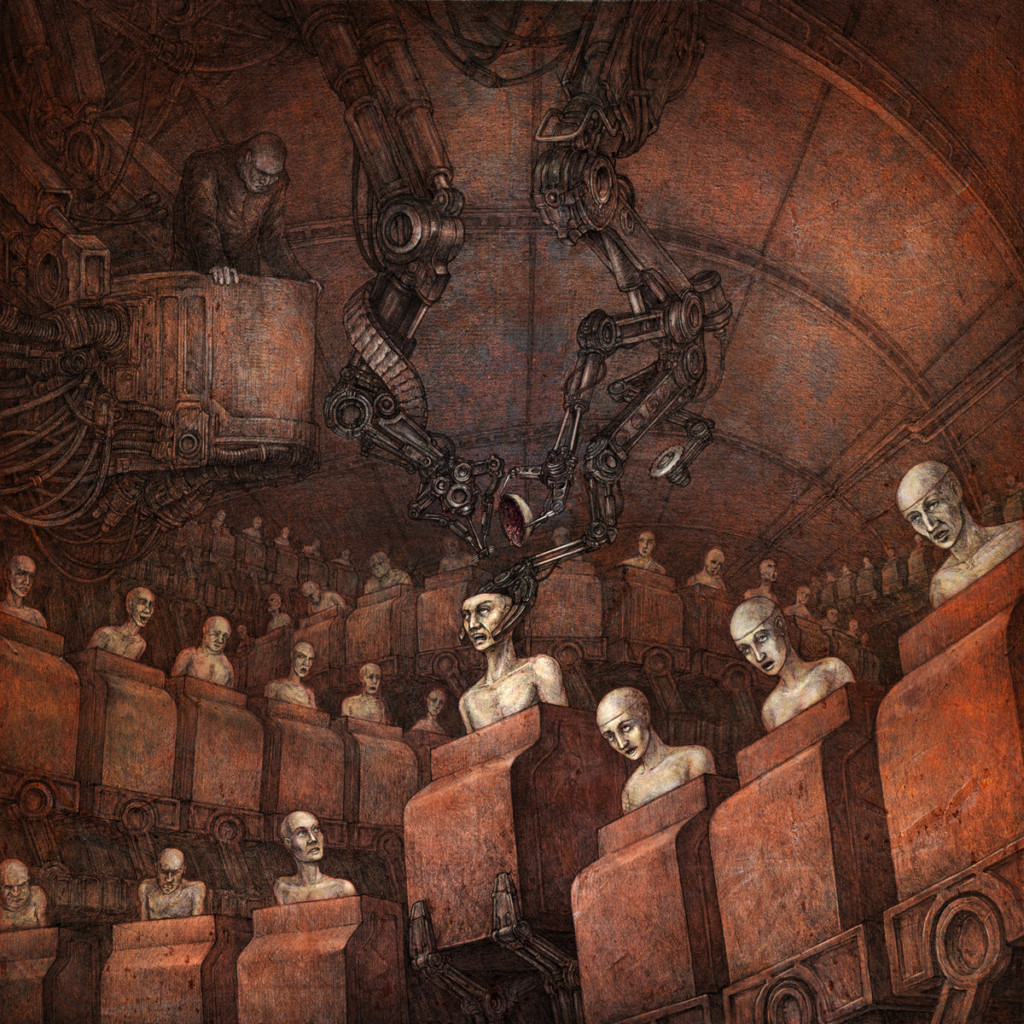 HORROR GOD / TECHNE - Horror God / Techne