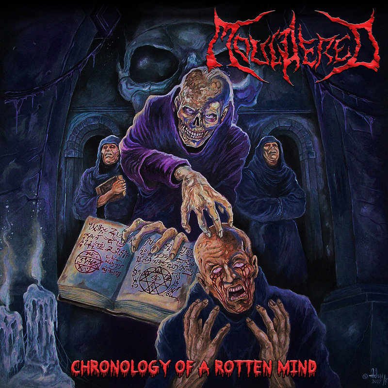 MOULDERED - Chronology Of A Rotten Mind