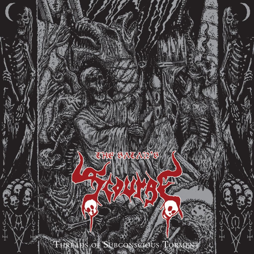 SATAN'S SCOURGE - Threads Of Subconscious Torment