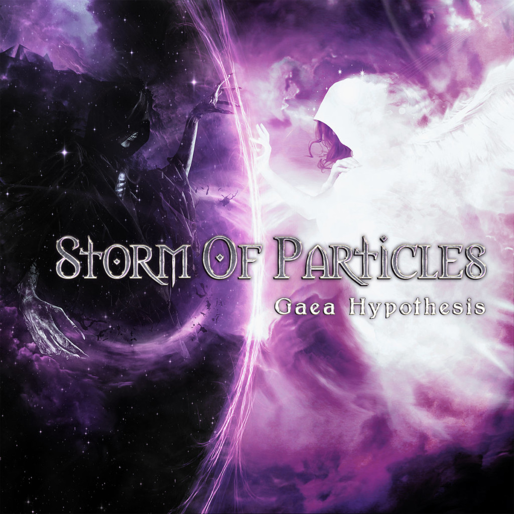 STORM OF PARTICLES - Gaea Hypothesis