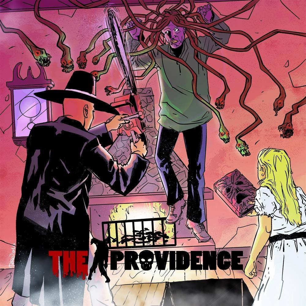 THE PROVIDENCE - Evil Dread