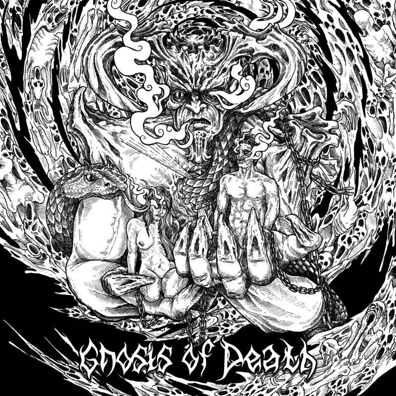 BURNT / ASTARIUM / SCOLOPENDRA CINGULATA - Gnosis Of Death