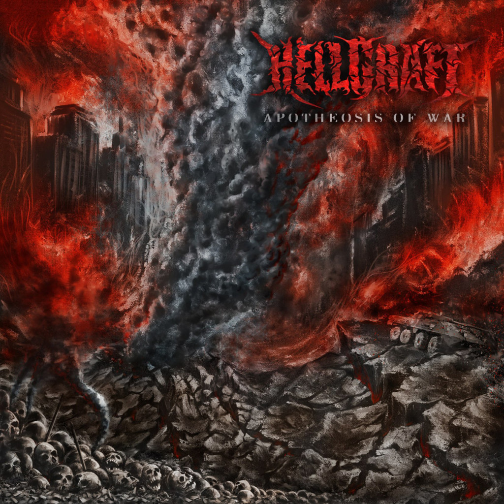 HELLCRAFT - Apotheosis Of War
