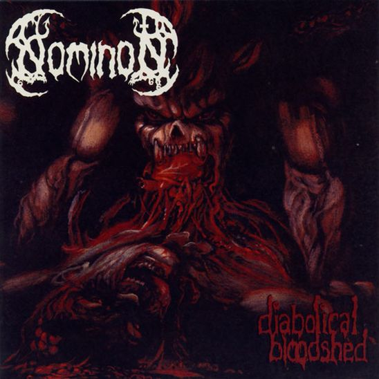 NOMINON - Diabolical Bloodshed
