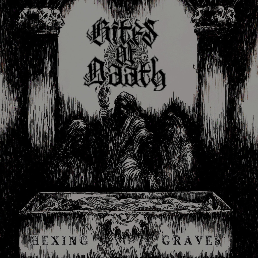 RITES OF DAATH - Hexing Graves