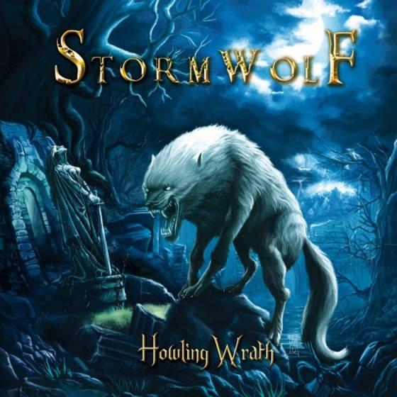 STORMWOLF - Howling Wrath