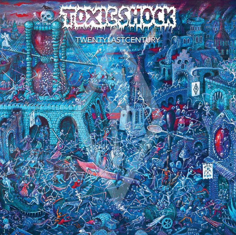 TOXIC SHOCK - Twentylastcentury