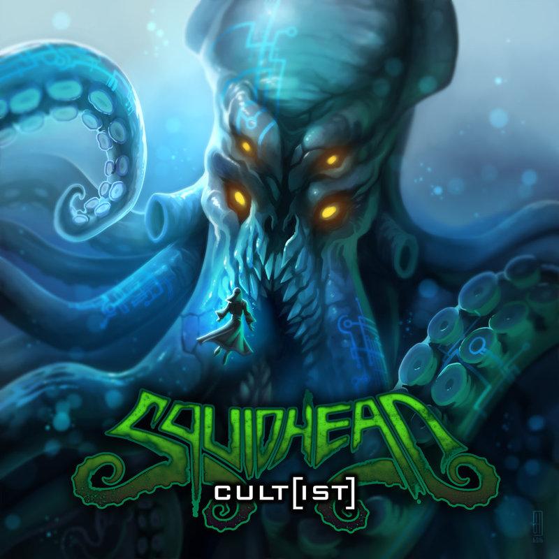 SQUIDHEAD - Cult[ist]