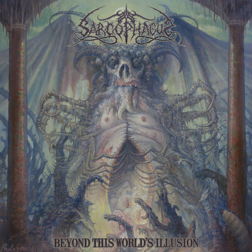 THE SARCOPHAGUS - Beyond World's Illusion