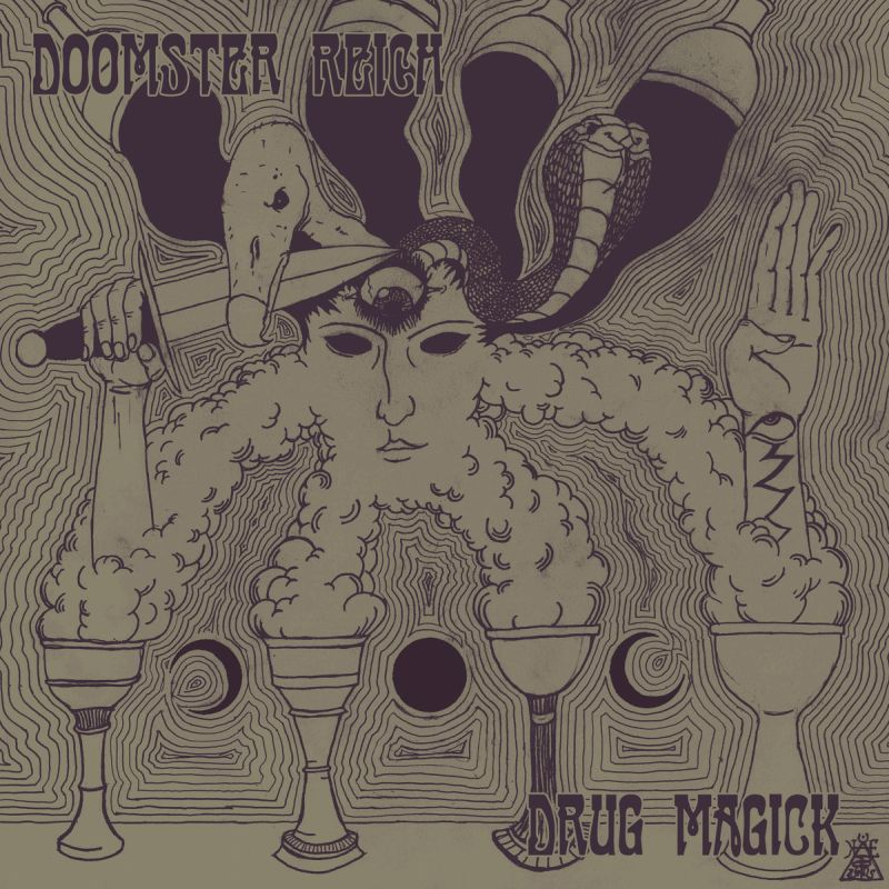 DOOMSTER REICH - Drug Magick