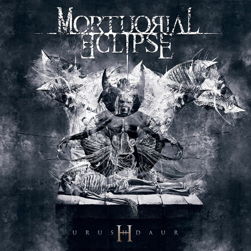 MORTUORIAL ECLIPSE - Urushdaur