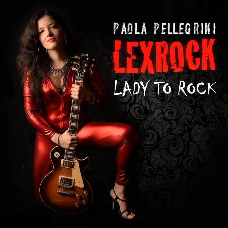 PAOLA PELLEGRINI LEXROCK - Lady To Rock