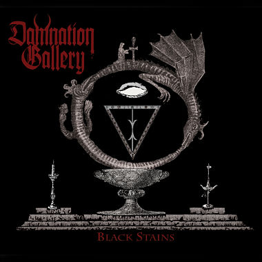 DAMNATION GALLERY - Black Stains