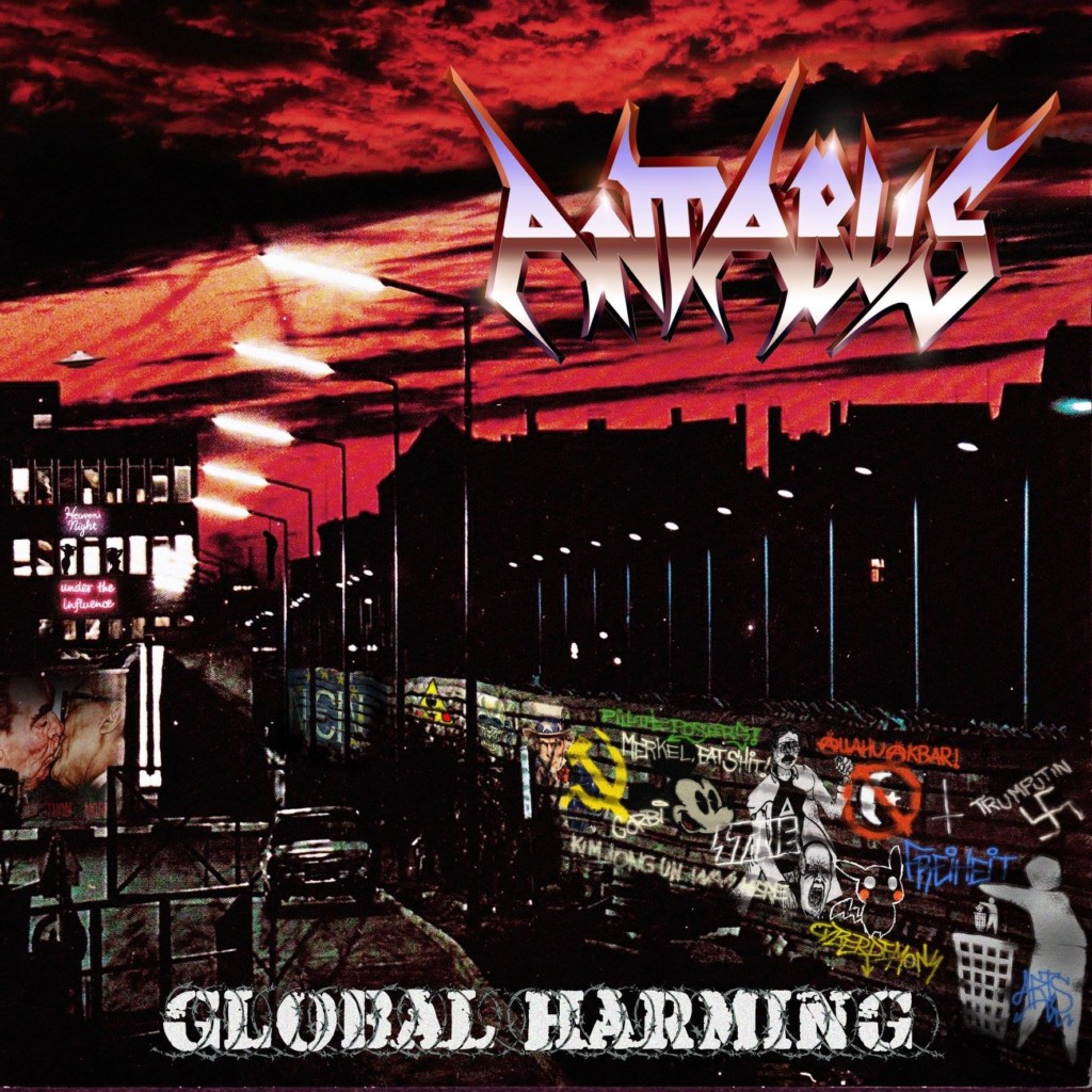 ANTABUS - Global Harming