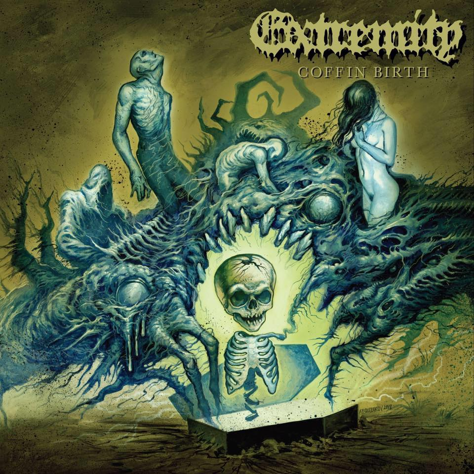 EXTREMITY - Coffin Birth