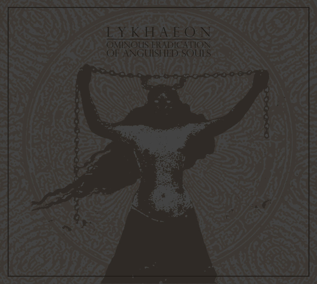 LYKHAEON - Ominous Eradication Of Anguished Souls