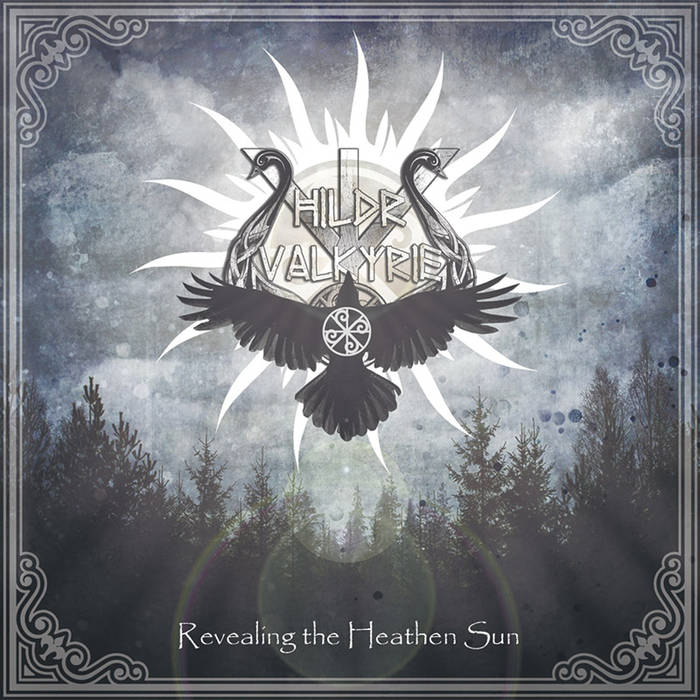 HILDR VALKYRIE - Revealing The Heathen Sun