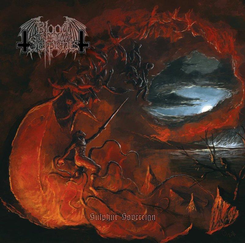 BLOOD OF SERPENTS - Sulphur Sovereign