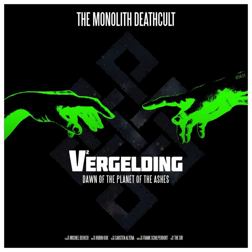 THE MONOLITH DEATHCULT - V2 - Vergelding