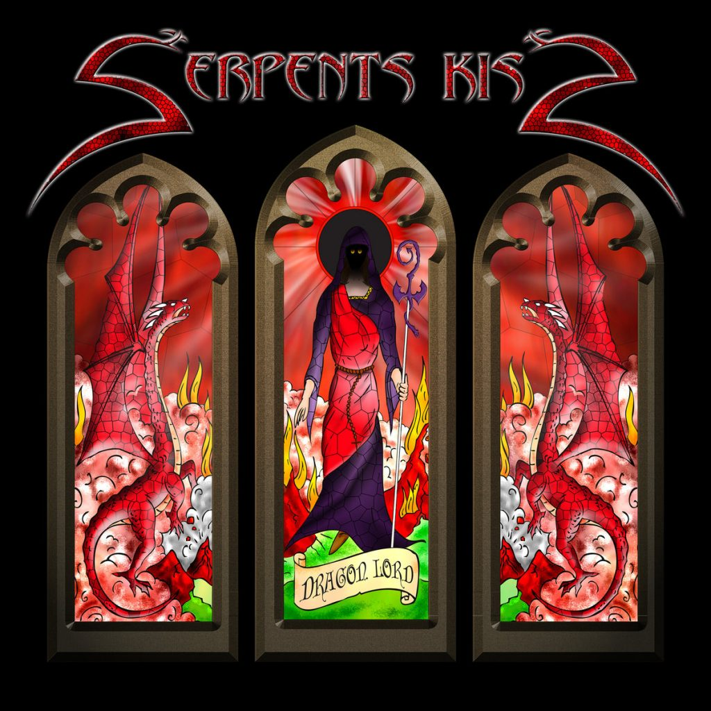 SERPENTS KISS - Dragon Lord