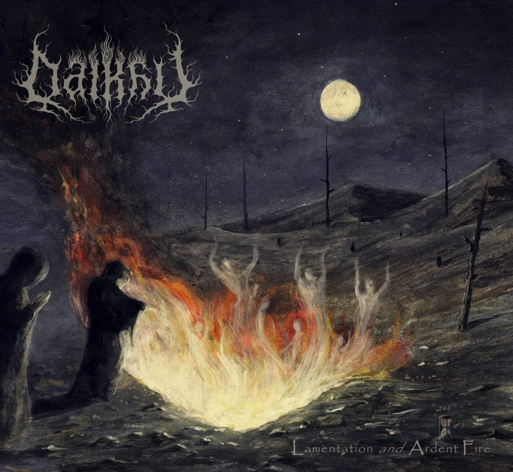 DALKHU - Lamentation And Ardent Fire