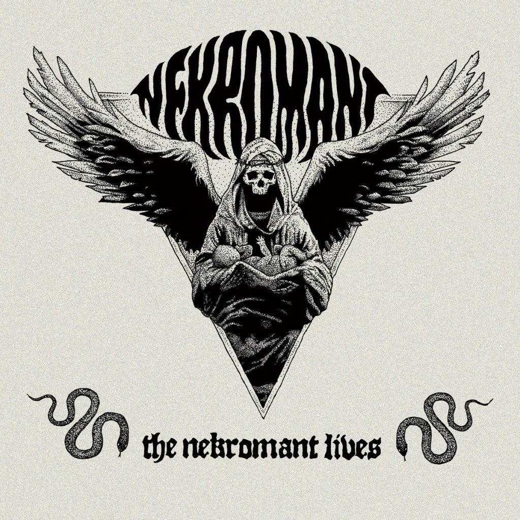 NEKROMANT - The Nekromant Lives