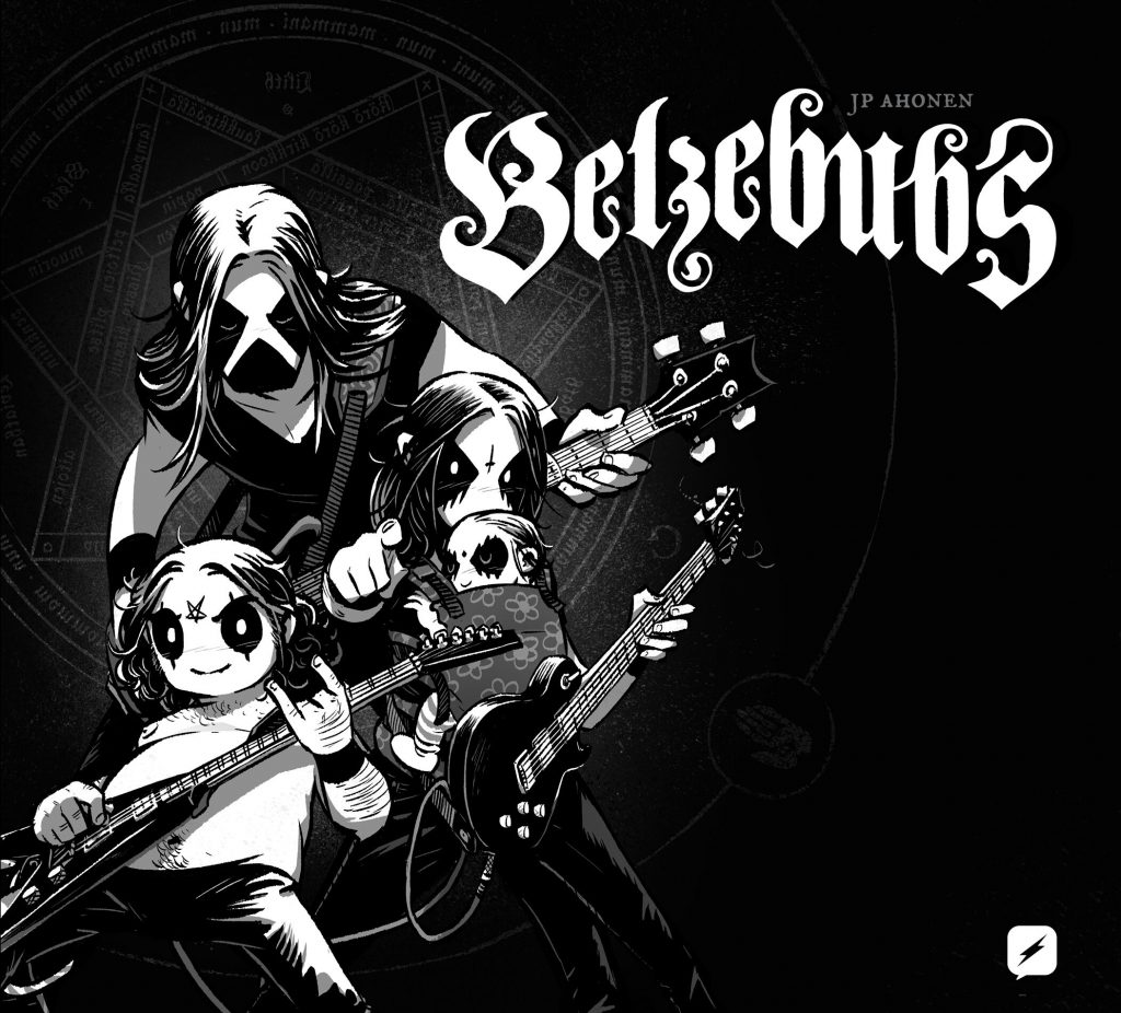 BELZEBUBS - Chatting with JP Ahonen