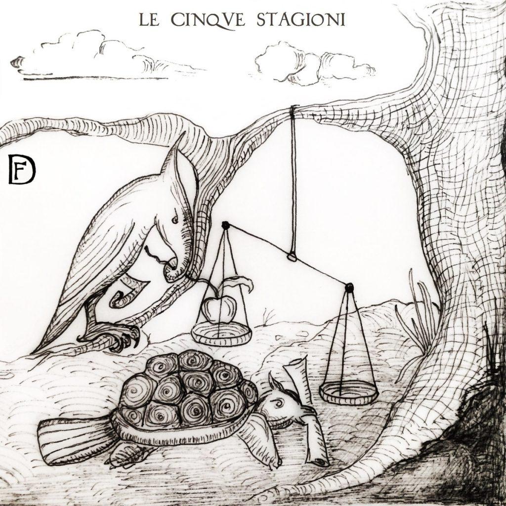 DER FINGER - Le Cinque Stagioni