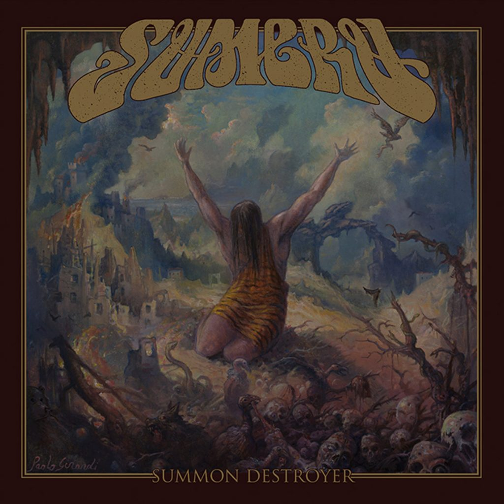 SUMERU - Summon Destroyer