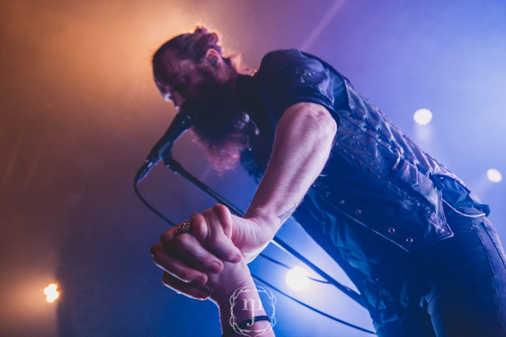 SÓLSTAFIR - THE MIDNIGHT SUN: A LIGHT IN THE STORM (21/03/2019 @ Kino Šiška, Lubiana)