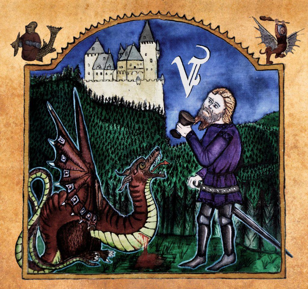 VÉHÉMENCE - Par Le Sang Versé