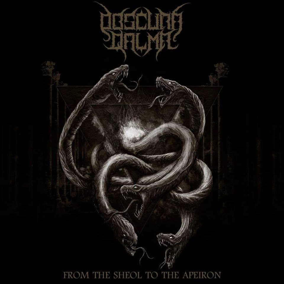 OBSCURA QALMA - From The Sheol To The Apeiron