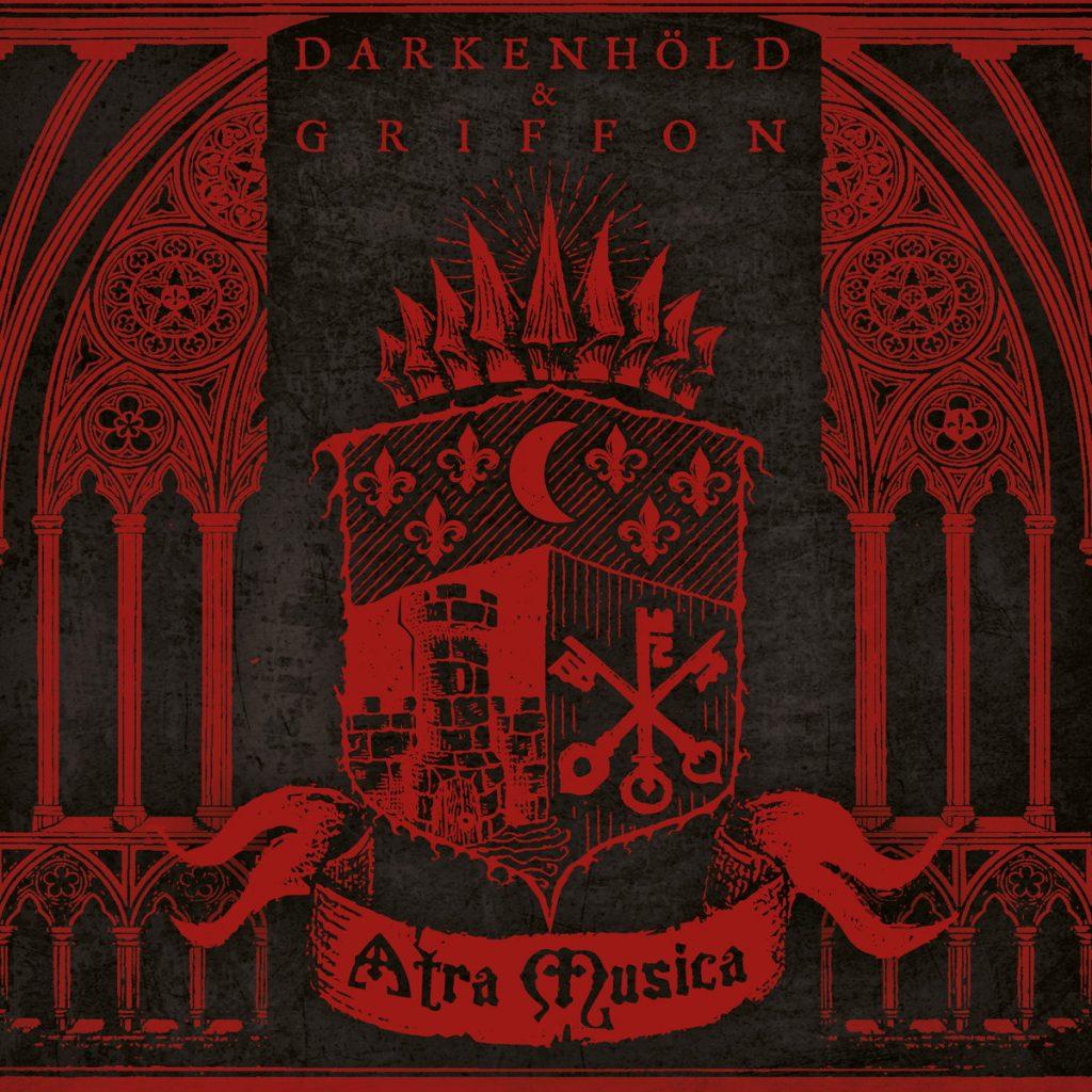 GRIFFON / DARKENHÖLD - Atra Musica