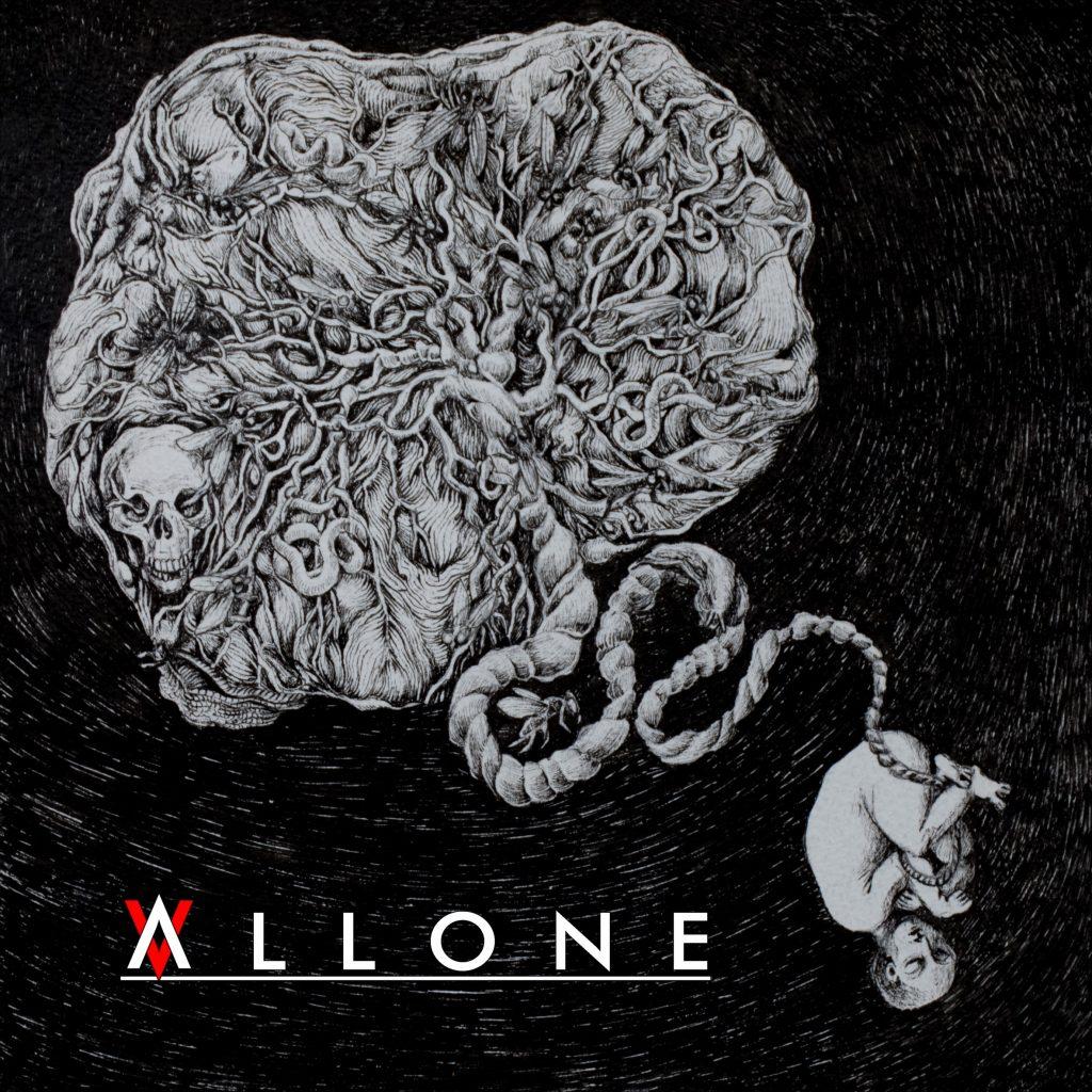 ALLONE - Alone...