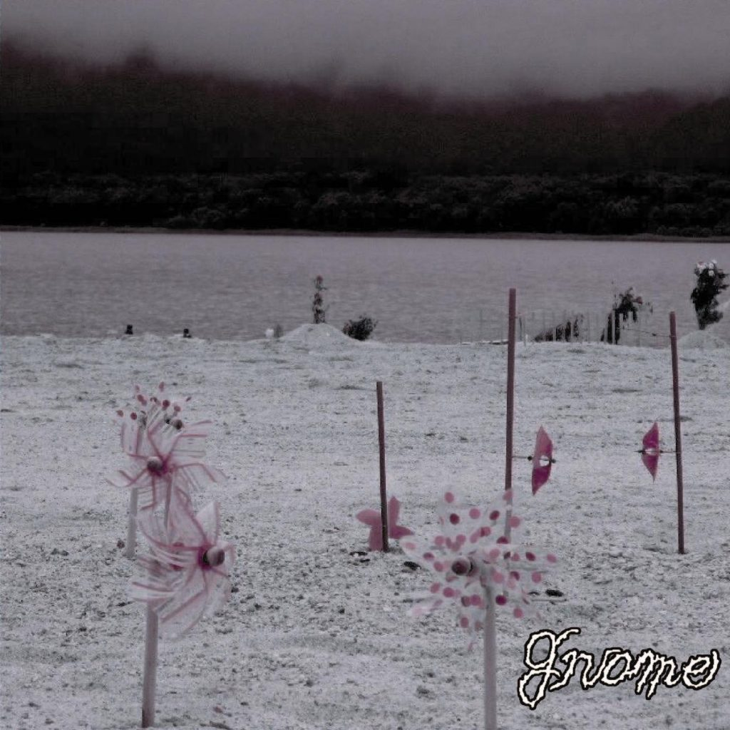 10 ANNI DI BLACK METAL GIAPPONESE: ZERO DIMENSIONAL RECORDS #03 GNOME - Silent Scream