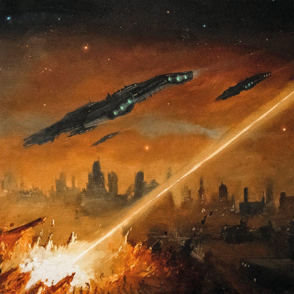 AVALANCHE - Interstellar Movement