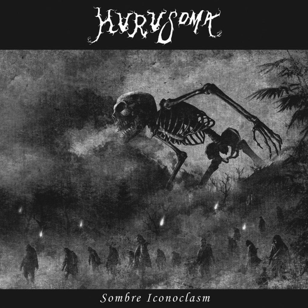 10 ANNI DI BLACK METAL GIAPPONESE: ZERO DIMENSIONAL RECORDS #09 HURUSOMA - Sombre Iconoclasm