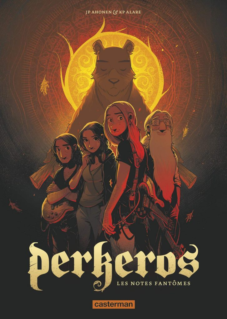 JP Ahonen e l'umorismo dei Perkeros