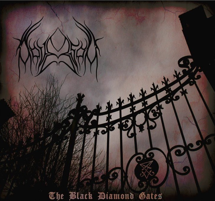 ADVERSAM - The Black Diamond Gates
