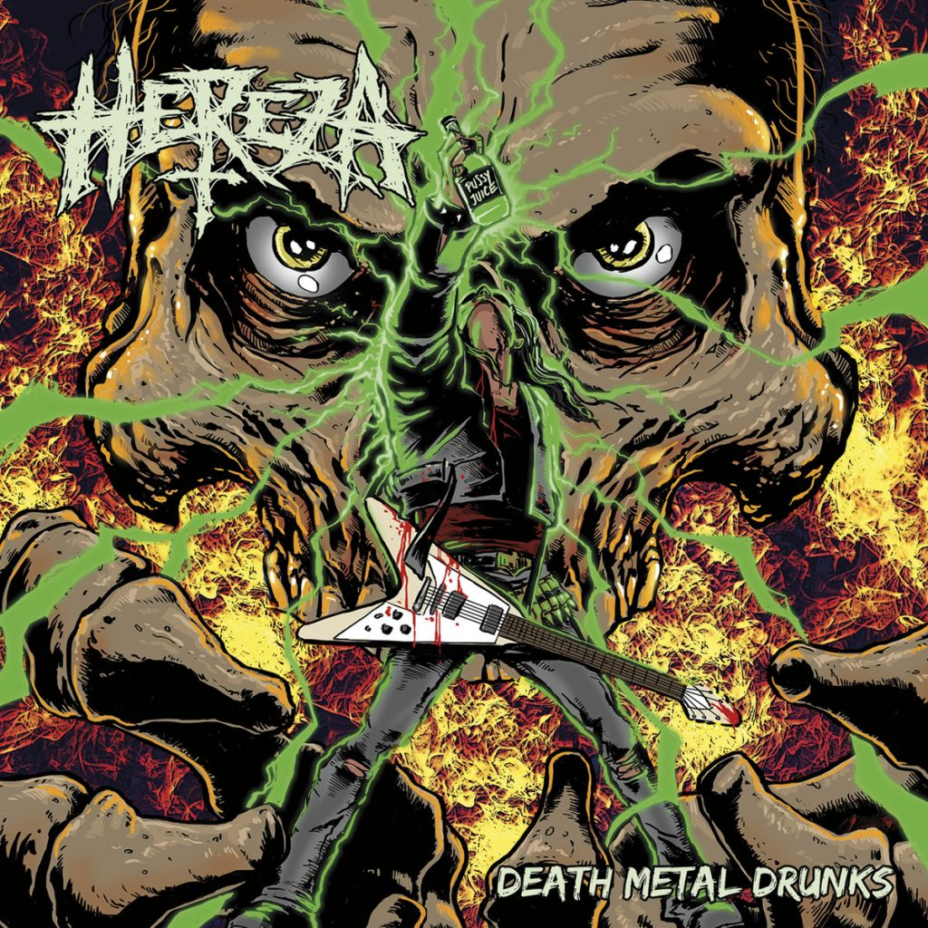 HEREZA - Death Metal Drunks