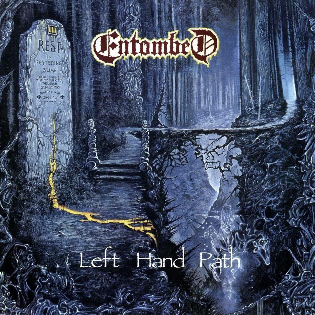Gli Entombed e i 30 anni di Left Hand Path