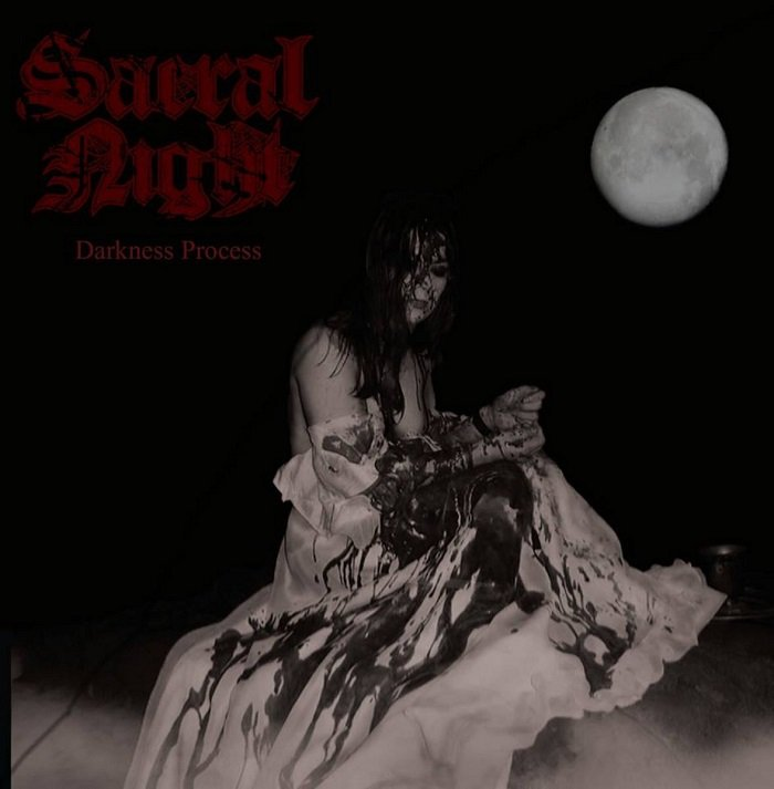 Sacral Night - Darkness Process