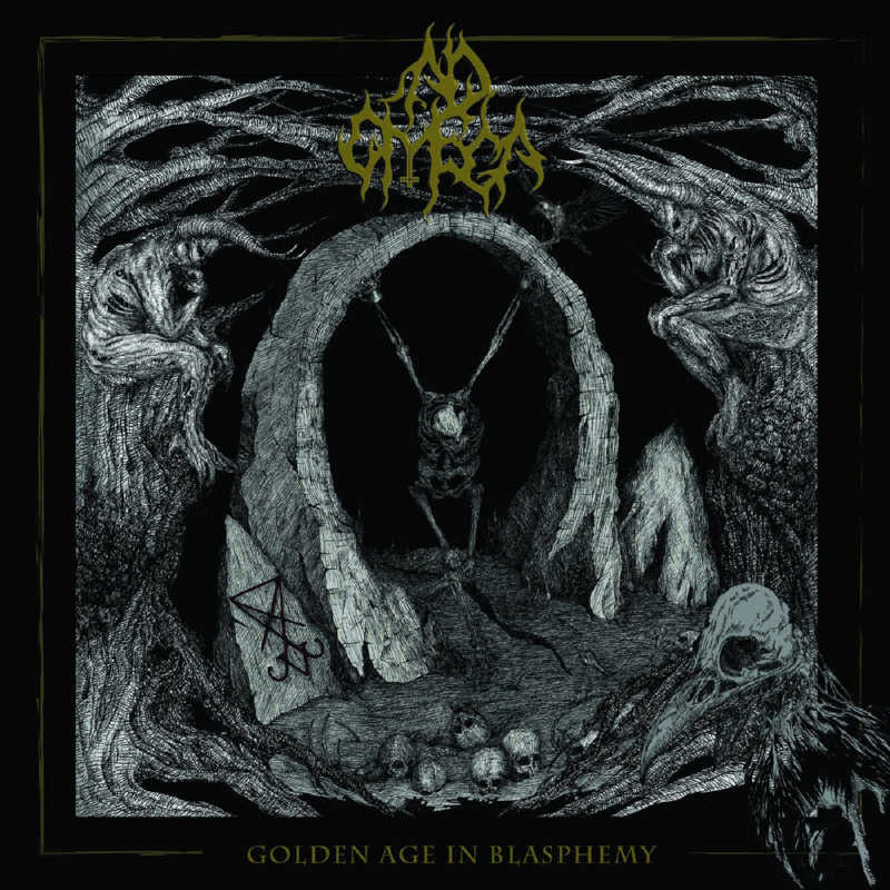 AD OMEGA - Golden Age In Blasphemy