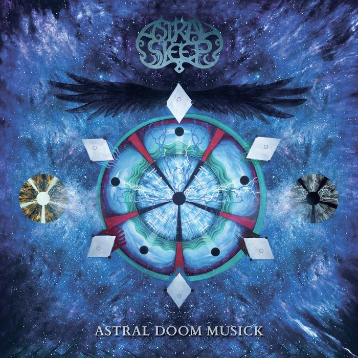 ASTRAL SLEEP - Astral Doom Musick