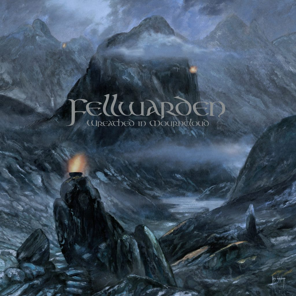 FELLWARDEN - Wreathed In Mourncloud