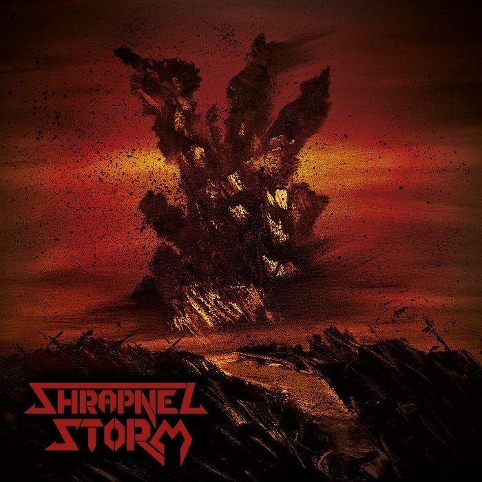 SHRAPNEL STORM - Shrapnel Storm