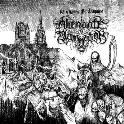 ALIENANTE DAMNATION - Le Chantre Du Charnier