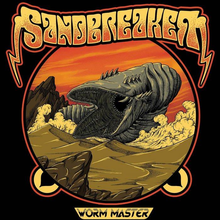 SANDBREAKER - Worm Master