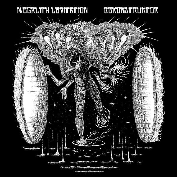 MEGALITH LEVITATION / DEKONSTRUKTOR - Split