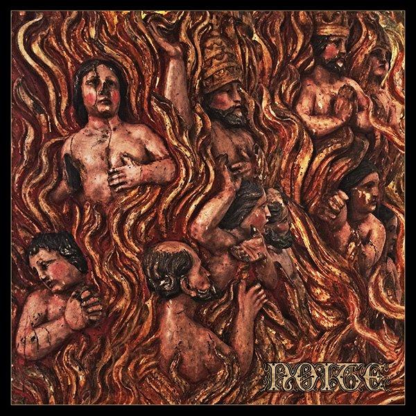 NOITE - A Cor Do Fogo